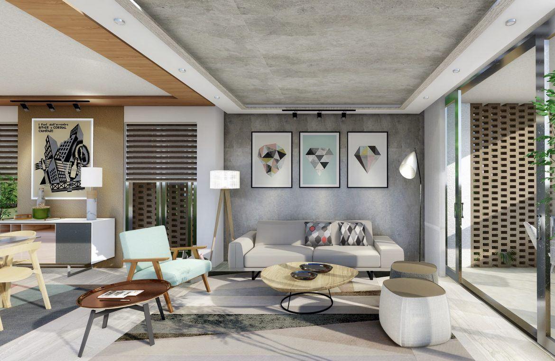 Apartamento de 1 habitación en Vista Cana