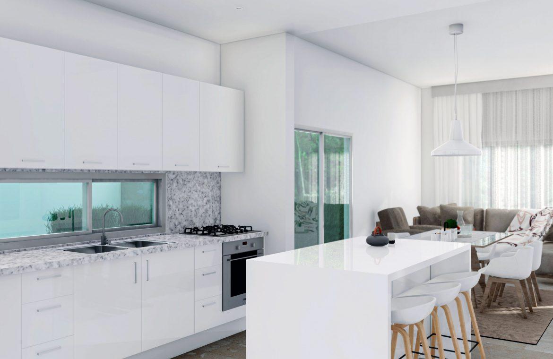 Villa de 3 habitaciones con patio en Bavaro Punta Cana