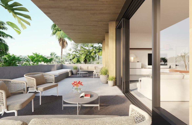 Apartamento de 1 habitación plus en Cap Cana