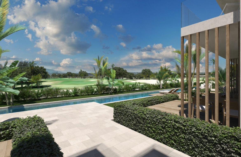 Apartamento de 3 habitaciones en Golf Garden - Cocotal Golf & Country Club