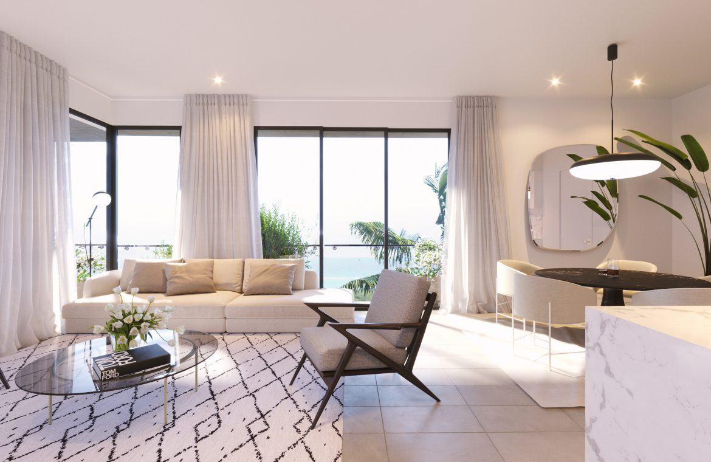 Apartamentos de 1 habitación en Cap Cana