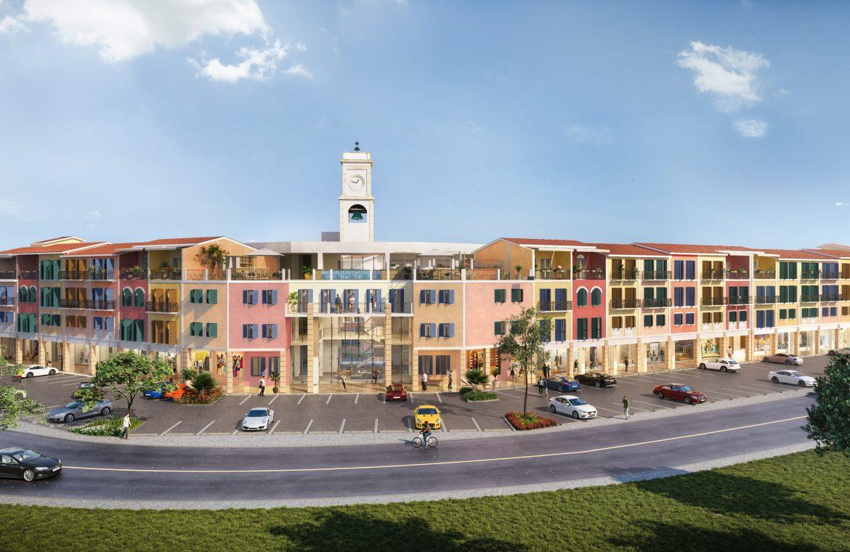 Apartamentos de 1 habitación en Reserva Real