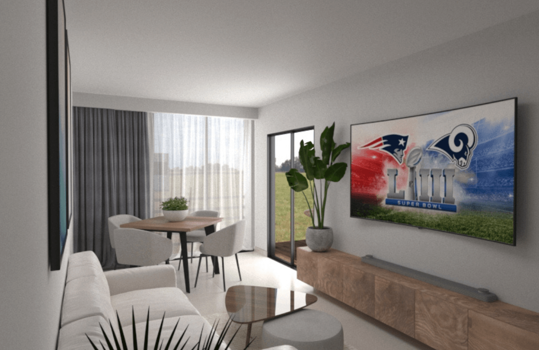 Apartamentos de 1 y 2 habitaciones en Bavaro Punta Cana