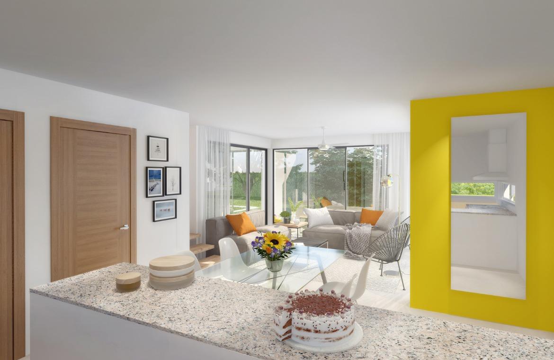Casas individuales de 2 niveles y 3 habitaciones en Vista Cana